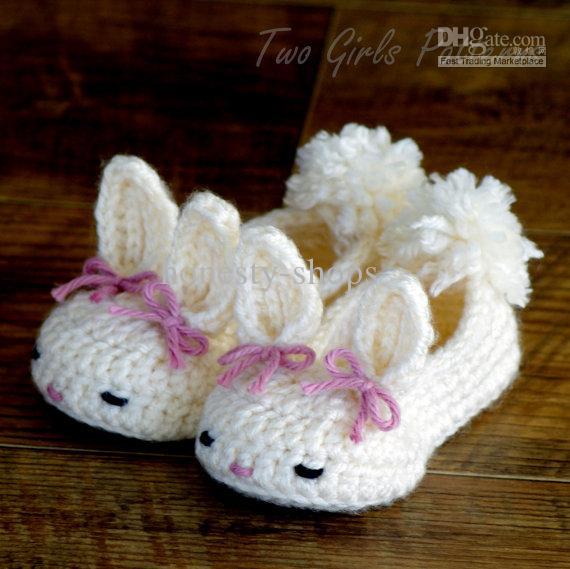 Großhandel Heiße Verkaufs Neue Weiche Säuglings Booties Schuhe ...