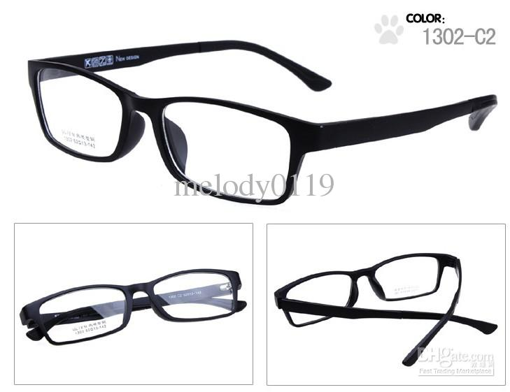 7a6ae7e1031 New Fashion Ultem Optical Glasses Oculos Colorful Frame Elastic Eyewear  Women Men Designer Eyeglasses Many Colors WYO1302 Eyeglasses Frames And  Lenses ...