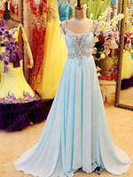 Wholesale Sweetheart Floor Length Feather Dress - Zuhair murad Spring 2015 Cheap Long Pageant Evening Gowns A-line Crystal Backless Evening dresses Prom Dresses Party Gown Under 100$