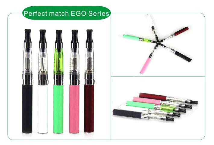 New Ego-T/CE4 Electronic Cigarette Blister Kits Ego CE4 E-Cigarette with 650mAh/900mAh Ego-T Battery Electronics Cheap Promotion