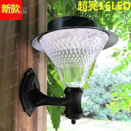 $enCountryForm.capitalKeyWord Canada - LLFA2583 Solar wall lamp+100% solar power+16 LEDs+White Yellow white LEDs+2pcs lot+Free shipping