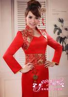 Wholesale Ready Wear Cheongsam - wholesale Miss Etiquette Cheongsam Dress Etiquette Costume Award