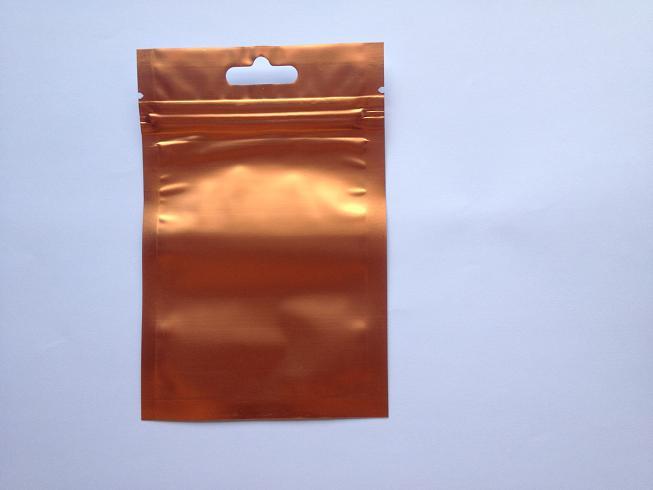 8.5 * 13cmジッパーロックバッグアルミホイル男性と女性の要素バルブバッグのアルミニウムジッパーのビニール袋アルミホイル梱包袋