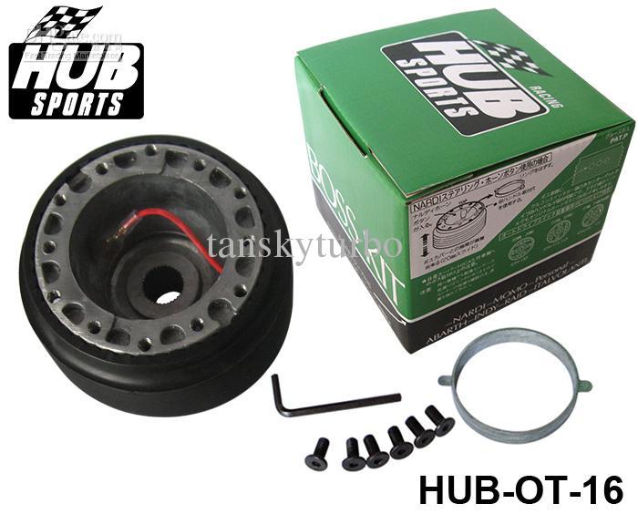 Universal Racing Steering Wheel Hub Adapter Boss Kit for Toyota OT-47 OT-16 HUB-OT-16 Have In Stock