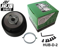 Wholesale High Quality Wheel Hub Adapter Boss Kit D for Nardi Personal steering wheels HUB D Have In Stock