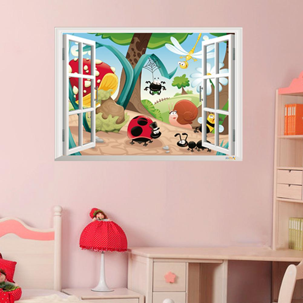 Kids Wall Decor Stickers - [peenmedia.com]