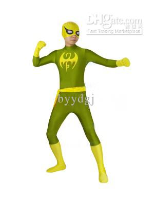 iron fist marvel x men superhero costume halloween costumes x men zentai online with 4524piece on byydgjs store dhgatecom