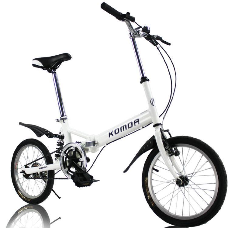 Spike / Hong Kong Komda Folding Bike Folding Bicycle 16 Inch ...