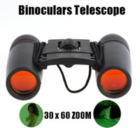 Zoom Lens Universal 31~40 X60 Sakura LLL Night vision 30 x 60 Zoom Optical military Binocular Telescope (126m-1000m )100%NEW   Free shipping - Can OEM