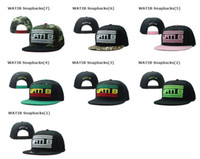 Wholesale Hat Watib - WATIB Snapbacks Caps,Ball Caps,Hats, Hat Caps,Fashion Snapback Caps ,Men Ajusted Caps