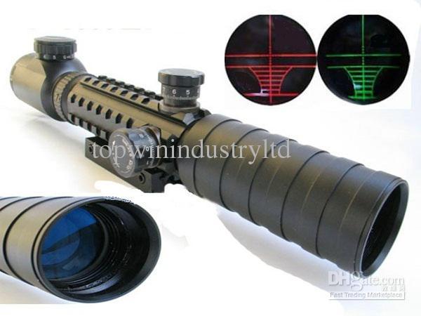 Armbrust Zielfernrohr Mit Entfernungsmesser : Großhandel jagd armbrust scope c eg red amp grün