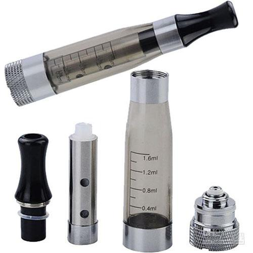 CE5S/CE5+ Clearomizer 1.6ml EGO Smoking CE5S Detachable No Wick Electronic Cigarette E-Cigarette Nebulizer Cartomizer Atomizer for EGO-T W