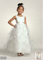 Wholesale Wedding Dresses Costs - Cheap Special link for Jenni flower girl dress cost $85 Flower Girls' Dresses