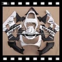 honda cbr 929 rr fairing siyah toptan satış-HONDA 00 01 CBR 929 929RR Için 7 hediyeler Repsol Beyaz CBR929RR 900RR Ücretsiz Özelleştirilmiş HL6547 CBR900RR 2000 2001 CBR929 RR Siyah beyaz ABS ...