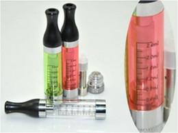 Wholesale Electronic Cigarette Atomizer Ce7 - CE7S CE7+ clearomizer atomizer E-cigarette ego CE7 clearomizer 2.4ml no wick replaceabl Atomizer Core match 510, ego, egot, egow battery