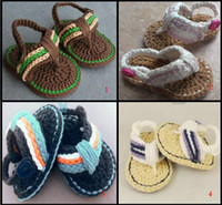 Wholesale Cheap Wholesale Loafer Shoes - 35%off Hand workers word procrastinates sandals. 0-12 baby barefoot sandals. Loafers, Beach shoes kid shoes shoes online cheap 5pairs 10pcs