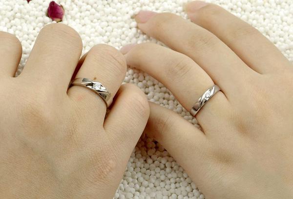 30%925スターリングシルバーリング3レイヤーホワイトゴールドオーバーレイリングカップルオーストリアクリスタル結婚指輪フィンガージュエリーブランド新品