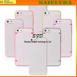 Wholesale Iphone 5c Bumpers - Glow in the Dark Luminous Crystal Case Cover bumper case for iphone5C iphone 5C
