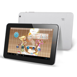 Wholesale Android Tablet Dual - 9 inch dual core Allwinner A33 Bluetooth Android 4.2 Tablet PC WIFI External 3G Cortex A8 Dual Camera