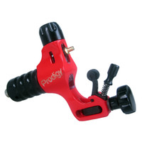 Wholesale Tattoo Rotary Prodigy - Machine A Tattoo~~Prodigy Style Stigma Rotary Tattoo Machines Quality Tattoos Gun With 4 Colors Assorted Tattoo