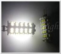 Wholesale G4 68 Led - 10pcs G4 5W 816 Lumen 68 SMD 3528 1210 LED Car RV Light Bulb Lamp DC 12V   24v Free Shipping