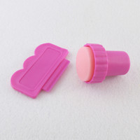 Wholesale Diy Stamps - Brand New DIY Nail Art Stamper & Scraper Stamping Tool