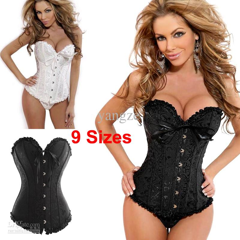 Sexy corsets tops