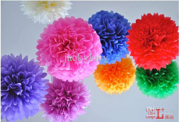 8 inch 20cm diy colored paper flower ball for wedding decoration 8 inch 20cm diy colored paper flower ball for wedding decoration baby room nursery holiday party mightylinksfo