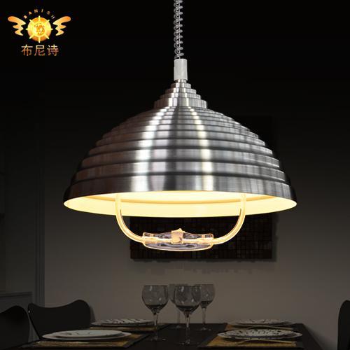 Mahjong Lamp Lift Lamp Retractable Lamp Pendant Lamp Aluminum Light Bedroom  Lamp Study Light