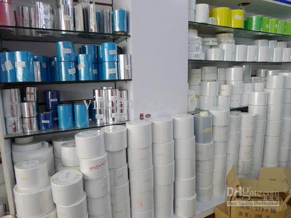 Hot selling Labels Tags 50*30mm /Roll Thermal transfer blank barcode Labels,art paper adhesive printed label sticker
