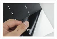 aprendizagem adesivos de parede venda por atacado-Novo Alfabeto Vinil Cursivo Caligrafia Quadros de Notas Plana Adesivos de Parede Ideal Para Aprender Ou Ensinar O Alfabeto E Escrever