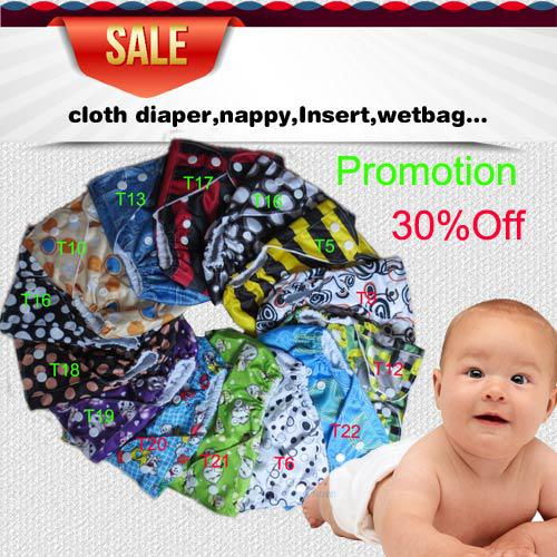 Baby Diaper Free Shipping Breathable Fabric Single Row snap Cloth Diapers Without Insert 250 pcs One Pocket Diaper Covers