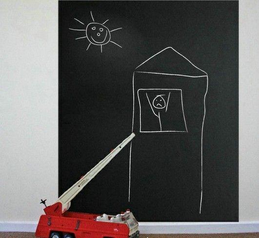 أزياء الساخن 45x200 سنتيمتر للإزالة السبورة ملصق الفينيل السبورة الجدار ملصق للأطفال لعبة التعليم لعبة اللوحة متنها