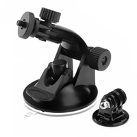 Wholesale Gopro Hd Hero2 - Suction Cup Mount +Tripod Adapter For GoPro HD HERO HERO1,HERO2,HERO3 Camera M0026