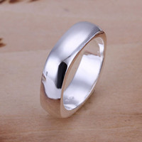 Wholesale New Arrival Product Ring - mix order 12 pieces hot sale No word Quartet Ring lowest price,New arrival product,very fashion and popular 925 silver RING,DSSR-004