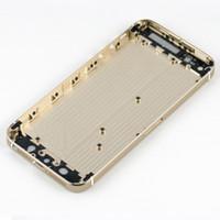 ingrosso sostituzione del coperchio posteriore di iphone 5s-Cover iPhone 5 per iPhone 5 Cover iPhone 5 come ricambio per iPhone 5S