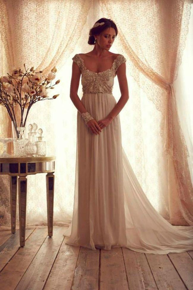 anna campbell gossamer collection wedding dress - Gossamer Fabric