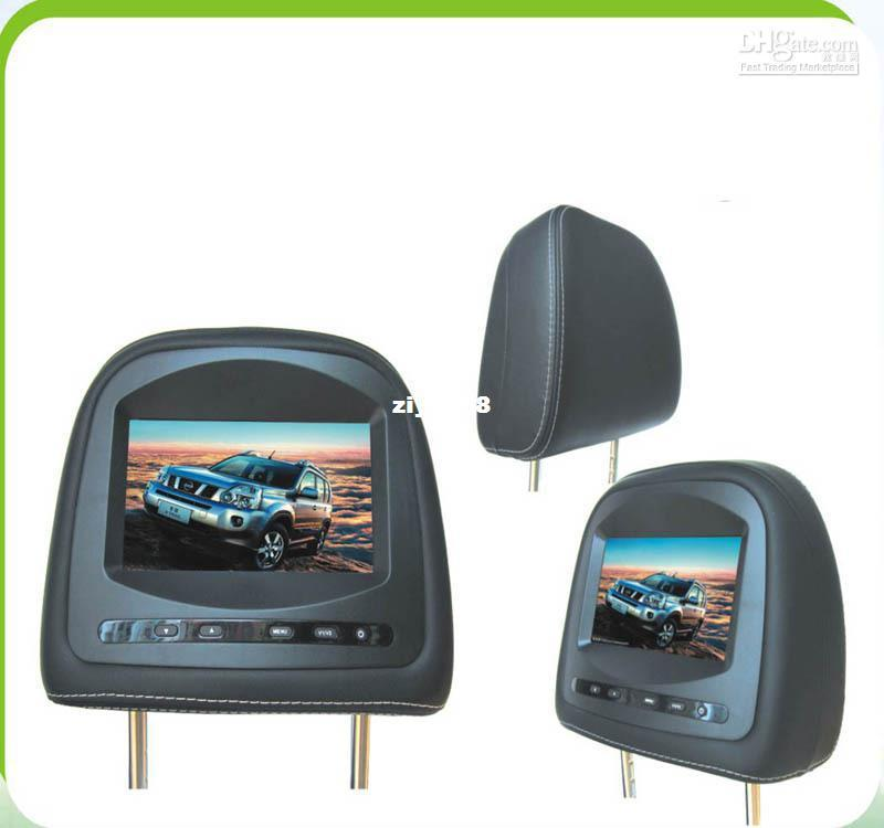 2018 wholesale car 7 inch lcd headrest monitor for nissan x trail rh dhgate com