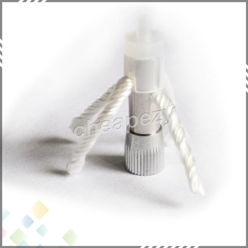 Högsta kvalitet INNOKIN ICLEAR 16 Clearomizer Dual Coil Head Electronic Cigarette Ecig IClear 16 Atomizer Head Coil CE Mark Clear 2.1ohm