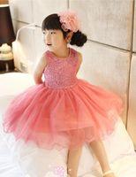 Wholesale yellow ballet kid dress - Wholesale - Kids summer dress, older girls purple sequin tutu ballet dress 10p l