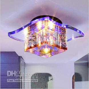 Modern led crystal ceiling lights fashion lighting fixtures glass modern led crystal ceiling lights fashion lighting fixtures glass hallway lamp cl082 led crystal ceiling light led ceiling lights modern ceiling lamp online aloadofball Image collections
