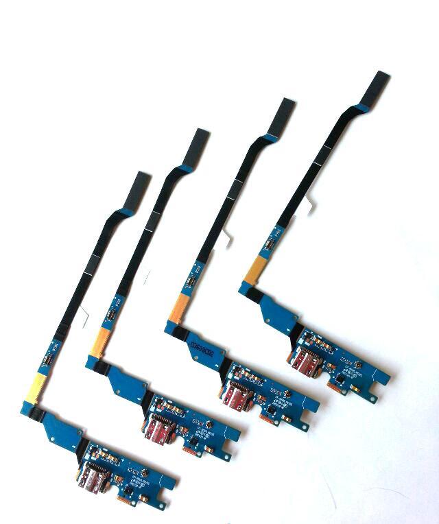 Cable de flexión del puerto de carga del conector de la base de repuesto para Samsung Galaxy S4 i9505