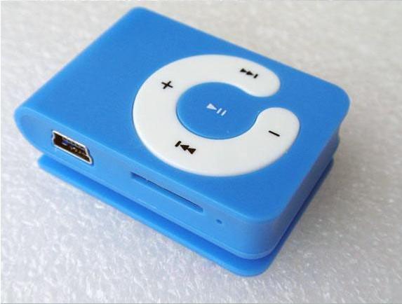 الجملة - دي إتش إل الحرة البسيطة كليب مشغل MP3 C الشكل مع مايكرو فتحة لبطاقة SD TF بطاقة هبوط السفينة