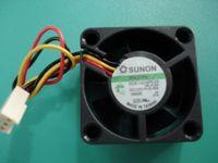 Wholesale Original Inverter 12v - Free Shipping Original Sunon KDE1204PKV3 4020 40X40X20 DC 12V 0.40W server inverter cooling fan
