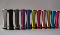 Colorful E- cig Drip Tips Aluminum Drip Tips for DCT 510 Clea...