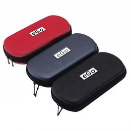 eGo ledertasche elektronische zigarette tragetasche reißverschlusstasche e cig ego tragetasche e cig box für atomizer evod battery ego kit