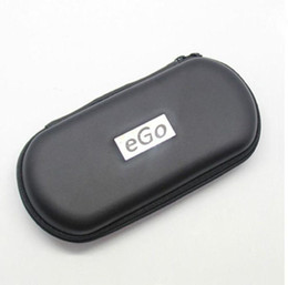New Ego Zipper Case Metal Case Electronic Cigarette Cigarette Metal E Cig Cases para Ego Evod CE4 CE5 MT3 Protank Ego Starter Kit