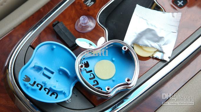 Mode Hot Auto Lufterfrischer Auto Air Outlet Parfümbehänge Auto Parfüm Dekoration Zubehör Anhänger
