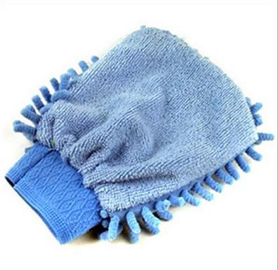 Car Wash Glove,Microfiber Chenille car cleaning cloth,chenille car cleaning glove mitt