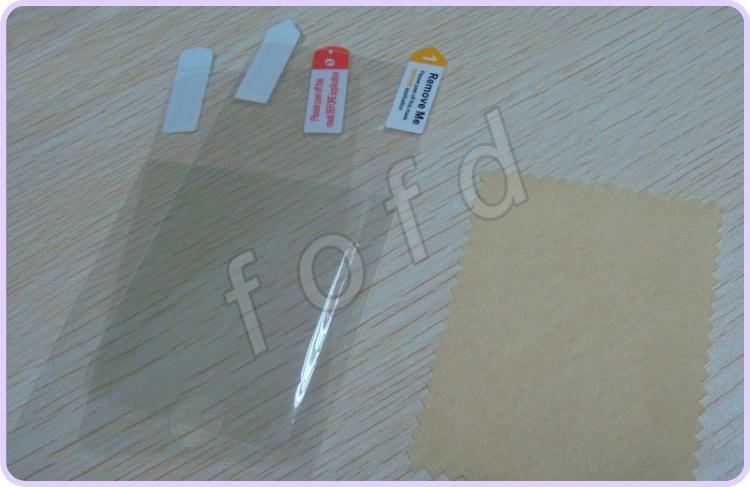 Klare LCD-Schirm-Schutz-Schutz-volle Körper-Front-Rückseite für iPhone 4 5 6 7 8 X 4S ohne Kleinpaket /